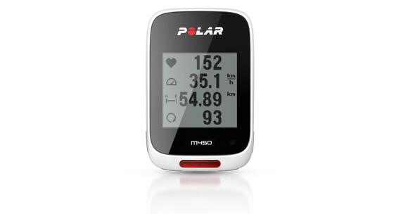Polar M450 GPS GPS hvid